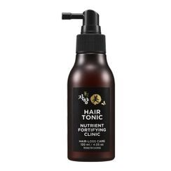TOSOWOONG - Nutrient Fortifying Clinic Hair-Loss Care Hair Tonic 120ml