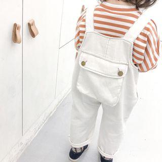 Cerula - 兒童背帶牛仔褲