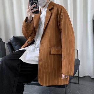 Obikan - Striped Blazer