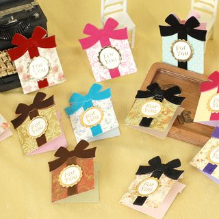 DAILYCRAFT - Gift Box Styled Greeting Card