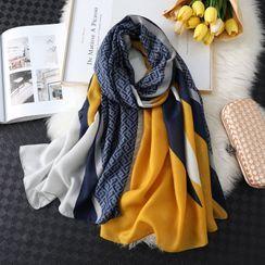 Silksong - 图案围巾