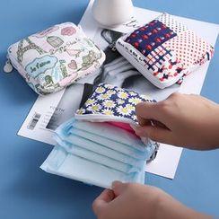 Mikamae - Printed Sanitary Pouch