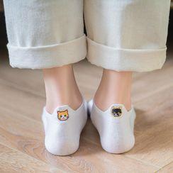 Guliga - 五对套装: 短款袜子