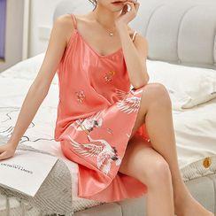 Voomer - Print Sleep Dress