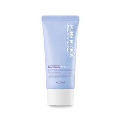 A'PIEU - Pure Block Natural Water-Proof Sun Cream SPF 50+ PA+++ 50ml