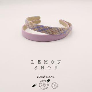 LIOMOI - 髮箍 (多款設計)