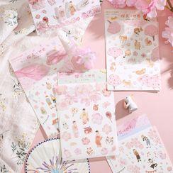 Ms Zaa - Cherry Blossom Stickers