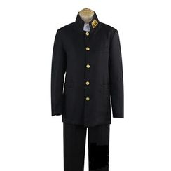 Comic Closet - Haven't You Heard? I'm Sakamoto Cosplay Costume