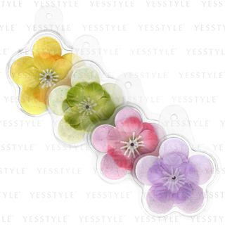 CHARLEY - Flower Bath Fizzer 18g - 6 Types