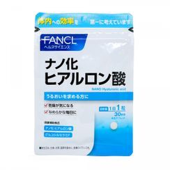 Fancl Health & Supplement - Nano Hyaluronic Acid Tablets