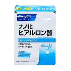 Fancl Health & Supplement - 无添加纳米透明质酸补充片