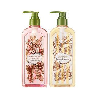 NATURE REPUBLIC - Perfume De Nature Body Oil Wash - 2 Types