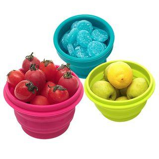 Homy Bazaar - 旅行可折疊矽膠碗 / 杯子