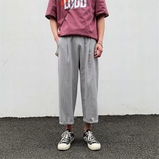 Filmas - Cropped Straight-Cut Pants