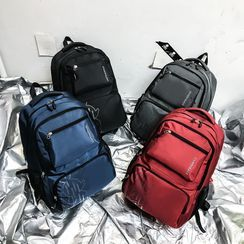 Endemica - Multi-Section Printed Zip Backpack