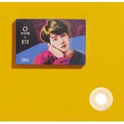 MTPR - BTS DNA Monthly Color Lens #Destiny Brown