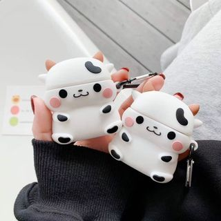 Capritz - Cow AirPods / AirPods Pro Earphone Case Cover