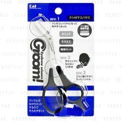 KAI - Eyebrow Scissors DX With Comb