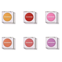 NAMING - Playful Creme Blush - 6 Colors