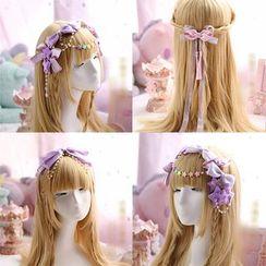 Elfis - 星星髮夾 / 髮簪 / 蝴蝶結髮箍