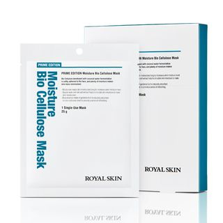 ROYAL SKIN - Prime Edition Moisture Bio Cellulose Mask 5pcs