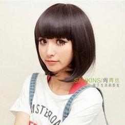尚青絲 - 短直假发