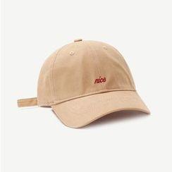 HARPY - 刺繡字母棒球帽