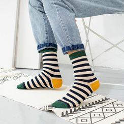 Guliga - Striped Socks