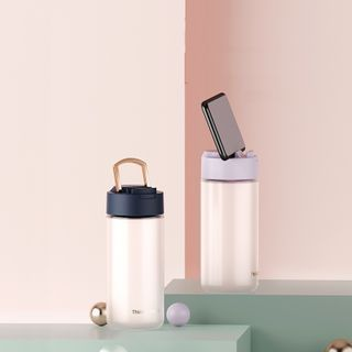 MUMUTO - Glass Water Bottle