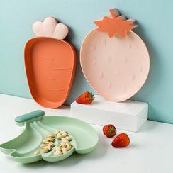 Kawa Simaya - Fruit Plastic Plate