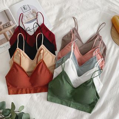 Windflower - Plain Bralette