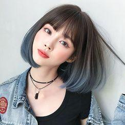 SEVENQ - 短款假髪