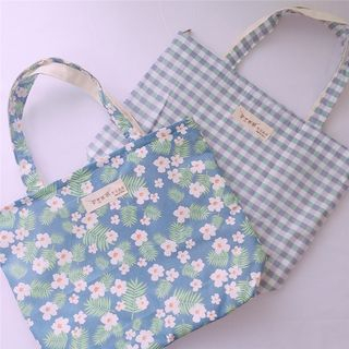 Ms Bean - 印花手提袋
