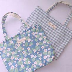 Ms Bean(ミズビーン) - Print Tote Bag