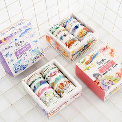 Tivi Boutique - Set: Printed Masking Tape