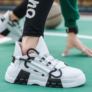 JACIN - Color Block Sneakers