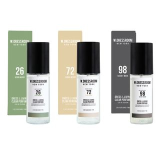 W.DRESSROOM - Dress & Living Clear Perfume S2 Portable - 3 Types
