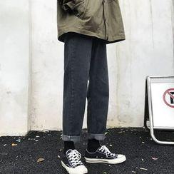 Tiaota - 九分直筒牛仔褲