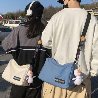 SUNMAN(サンマン) - Nylon Zip Crossbody Bag