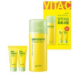 Goodal(グーダル) - Green Tangerine Vita C Cream Intense Set