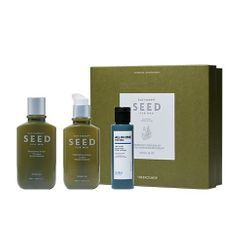 THE FACE SHOP - Seed For Men Refreshing Skincare Set