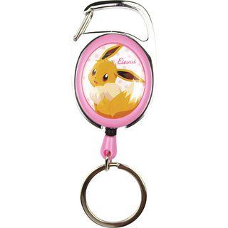 T'S Factory - Pokemon Reel Key Holder (Eevee)