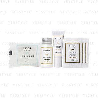 ETVOS - 活力皮膚旅行套裝