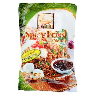 Grainee Foods - MyKuali Spicy Fried Noodle with Dried Shrimp