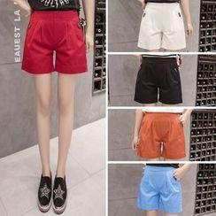 Sienne - Wide-Leg Shorts