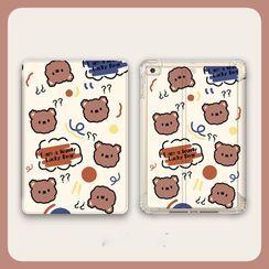 Roccia(ロッチャ) - Bear iPad Case