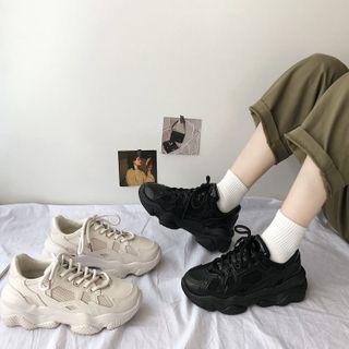 Margaux Jo(マルゴー・ジョー) - Platform Sneakers