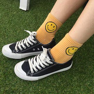 Dute - 笑臉襪子