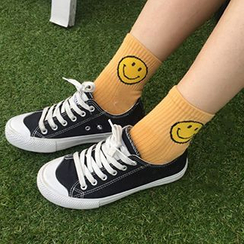 Dute - Smiley Face Ankle Socks