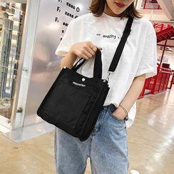 Koniga - 字母帆布手提袋